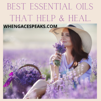 best essential oils that help and heal